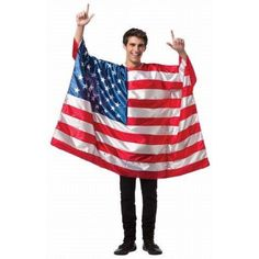 Flag Tunic-USA  Silvertop Associates has selling flag tunic-usa product with good quality at best price. Silvertop Associates flag tunic-usa has one of the most popular and high rank product under costumes & accessories category. Many customers purchased Silvertop Associates flag tunic-usa product and we received positive feedback from most of our customers.