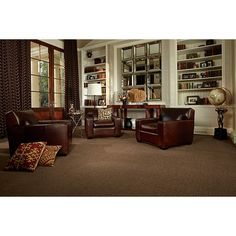 Dark Brown Carpet Living Room Vidalondon