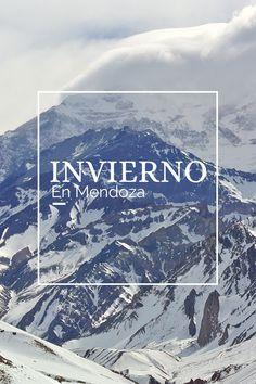 #INVIERNO #MENDOZA #MONTAÑA #ACONCAGUA #NIEVE Mendoza, Tours, Movies, Movie Posters, Scenery, Snow, Adventure, Winter, Argentina