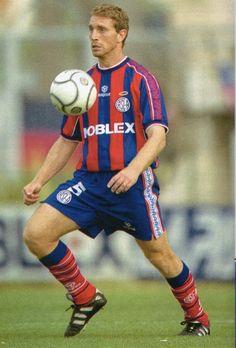 Pablo Michelini.Campeón con San Lorenzo de Almagro en Torneo Clausura 2001,Copa Mercosur 2001 y Copa Sudamericana 2002.
