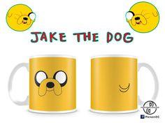 "Caneca Personalizada ""Jake"""