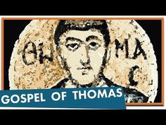 The Gospel of Thomas. It is a famous text, but what do we really know about it? And why didn't it make it into the New Testament canon? Hebrew Bible, Bible Verses, Bible Translations, Old And New Testament, Religious Studies, Book Recommendations, Science Nature, Christianity, Texts