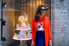Роскошное летнее пальто- - кокон для настоящей леди! #Redcoat #style #fashion #summercoat