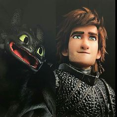 How to train your dragon 3 Hiccup OFICIAL!!! I ♥ HIM