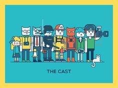 The Cast by Markus Magnusson