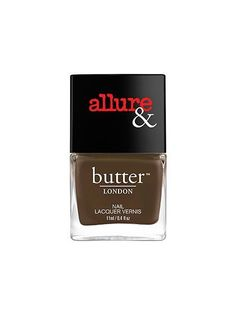 Allure & Butter London Arm Candy Nail Polish Collection:  Lust or Must | allure.com