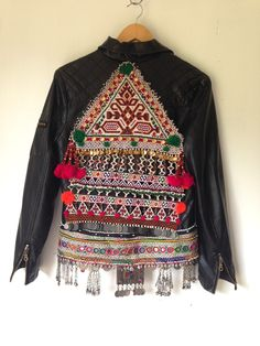 Gypsy River Biker babe jacket $350