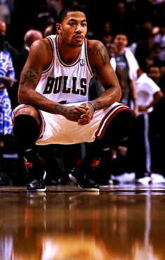 Chicago Bulls - Derrick Rose he will be ready this year!!!!