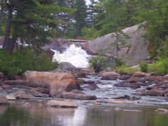 Oswegatchie River - High Falls