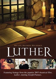 Checkout the movie Luther: His Life. His Path. His Legacy on Christian Film Database: http://www.christianfilmdatabase.com/review/luther-life-path-legacy/
