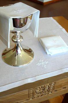 chalice & altar linens