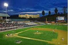 Smokies Baseball Stadium in Kodak, TN.