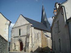 Église Saint-Denis de Pontigné