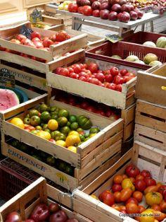grain de sel - salzkorn: Tomaten-Limbo oder Paradeiser-Paradies