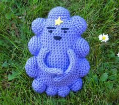 Crochet Lumpy Space Princess from Adventure Time - Made to Order. $25.00, via Etsy.