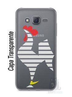 Capa Capinha Samsung J7 Time Atlético Mineiro Galo #3 - SmartCases - Acessórios para celulares e tablets :)