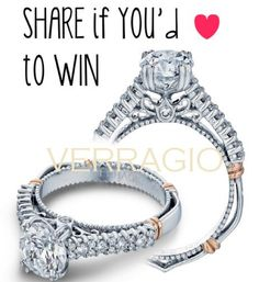 Contest – Win an Engagement Ring from Verragio