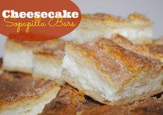 Cheesecake Sopapilla Bar Recipe