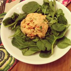 I Don't Go to the Gym: Crunchy Buffalo Chicken Salad