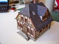Edificios urbanos. Casa de Kibri, ref.: 8128.