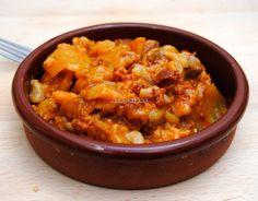 Carnerillo. Un plato donde las protagonistas son las patatas y el nombre engaña un poco.