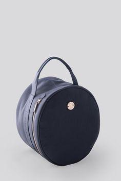 Noel Asmar Leather Helmet Bag