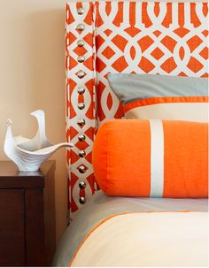 Tangerine Tango: time to celebrate the energetic colour Orange! #tangerinetango #interior