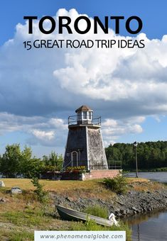 Looking for the best road trips from Toronto? Read about 15 great day trips and weekend getaways from Toronto by car (including map and driving distances). #Toronto #Ontario #Canada #RoadTrip Ontario Travel, Toronto Travel, Travel Ideas, Travel Inspiration, Travel Tips, Places To Travel, Travel Destinations, Places To Visit, Alberta Canada