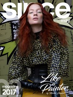 Cover SINCE MAGAZINE by Markus Lambert - Like a painter with Since Magazine London United Kingdom, Punk, The Unit, Magazines, Instagram, Cover, Photos, Style, Fashion