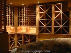 Whistler Granite Wine Cellar