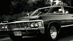 '67 4 Door Chevy Impala ...or Baby  #Supernatural