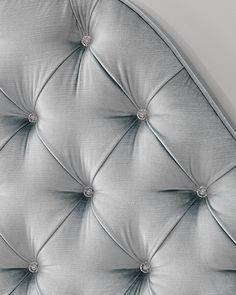 Alice Bedhead in Geneva Glacier Velvet Dark Furniture, Couch Furniture, Custom Furniture, Fairytale Gown, Victorian Decor, Velvet Cushions, Bed Head, Trendy Bedroom, Diy On A Budget
