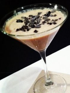 The Chocolatini Cocktail Recipe and Chocolatini Cocoa Mix Recipe