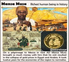 life of mansa musa Mansa musa, a timeline made with timetoast's free interactive timeline making software.