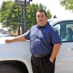 Brandon Beck, Salesperson