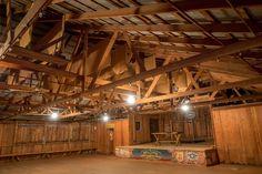 Luckenbach's famous dance hall