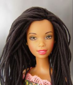 Black Barbie anyone?