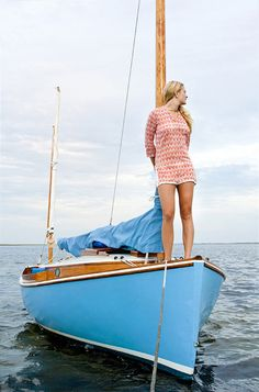 Ꮗhen you have swam in the sea a lake will no longer do; everyone else was always a pond but the ocean was always you. Late Summer, Summer Time, Small Sailboats, Diesel, Yacht Boat, Sailboat Yacht, Love Boat, Sail Away, Small Boats
