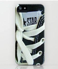 Converse phone case