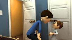 Teaching kids to infer, short film, no words: Braxton - Animated Short Film By Brad Warren For teaching inferences. Something that kids can relate to! Reading Activities, Reading Skills, Teaching Reading, Capsule Video, Visual Literacy, Media Literacy, Reading Comprehension Strategies, 4th Grade Reading, School Videos