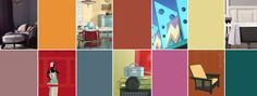 In celebration of our 150th anniversary, Sherwin-Williams is taking a look back at color throughout the decades.