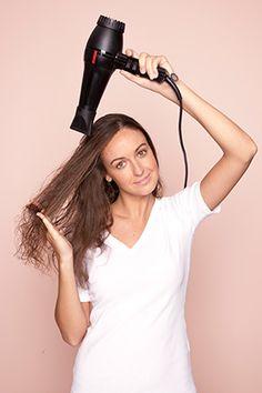 Hair-Straightening How-To - Oprah.com