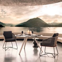 outdoor furniture | terrace/露台阳台 | pinterest | all'aperto, Esstisch ideennn