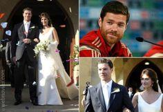 De boda con la selección española