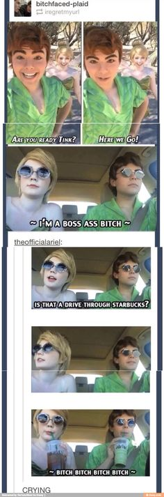 I'm super sorry for the language but this reminded me of Collin and Simmi