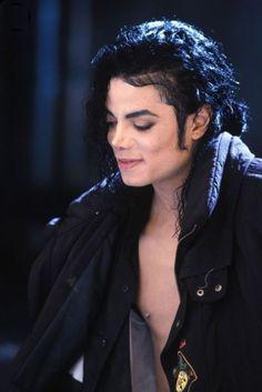 Michael Jackson Foto Black or White Shooting 03 10x15cm