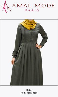 Street Hijab Fashion, Abaya Fashion, Hijab Dress, Dress Skirt, Hashtag Hijab, Hijab Niqab, Hijab Style, Abayas, Caftans