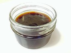 Alkaline soy sauce  2 tablespoons fig syrup, 4 tablespoons spring water, and 1 tsp salt. Simplicity...