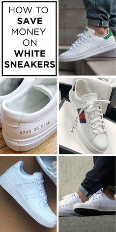 Don't overpay for sneakers. Find up to off of Gucci, Nike, Adidas, Converse & more on Poshmark! Have shoes that you want to sell? You can also sell on Poshamark! Install the app for free and start browsing or selling! Sneakers Fashion, Fashion Shoes, Mens Fashion, Fashion Tips, Mens Style Guide, Men Style Tips, Vans Authentic White, Popular Clothing Brands, Best White Sneakers