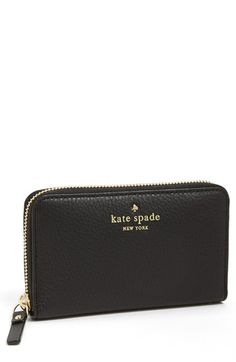 My rad husband just gave me a new kate spade beauty, so of course I am dreaming of the matching wallet ;)